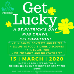 St. Patrick Day Pub Crawl