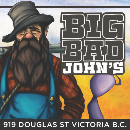 Big Bad Johns Victoria BC