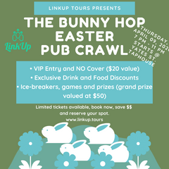 Easter Hop Pub Crawl