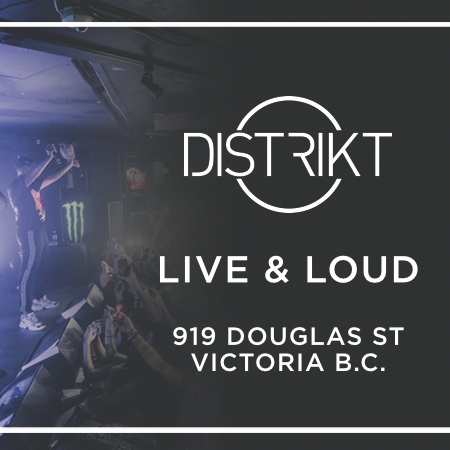Distrikt Nightclub Victoria BC