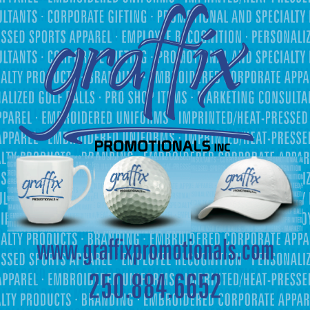 Graffix Promotionals Inc. Victoria BC