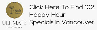 Vancouver Happy Hours