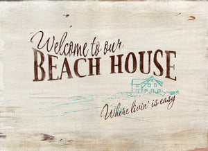 Wood Frames - Beach - Beach House