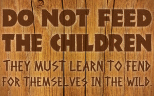Wood Frames - Decor - DoNotFeedTheChildren