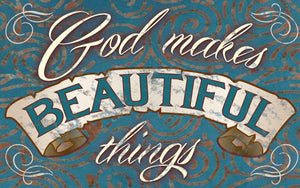 Wood Frames - Faith - Beautiful Things
