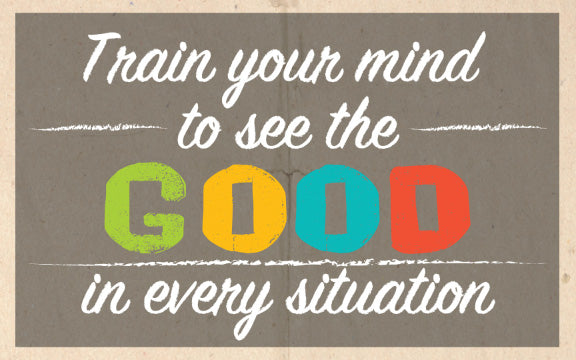 Wood Frames - Inspirational - Train Your Mind