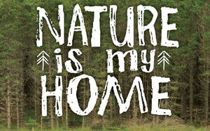 Wood Frames - Outdoor - Nature Is My Home