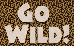 Wood Frames - Zoo - Go Wild
