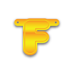 Build-A-Banner Letter F