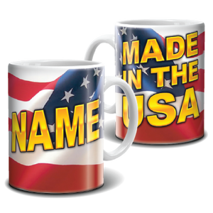 Mug - Made In The USA
