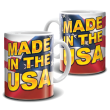 Load image into Gallery viewer, Mug - Made In The USA