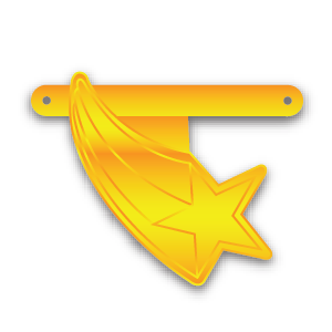 Build-A-Banner Connector Star