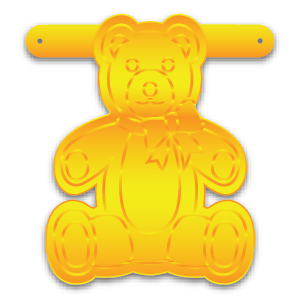 Build-A-Giant-Banner Connector Teddy