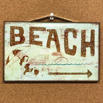 Wood Frames - Beach - Beach