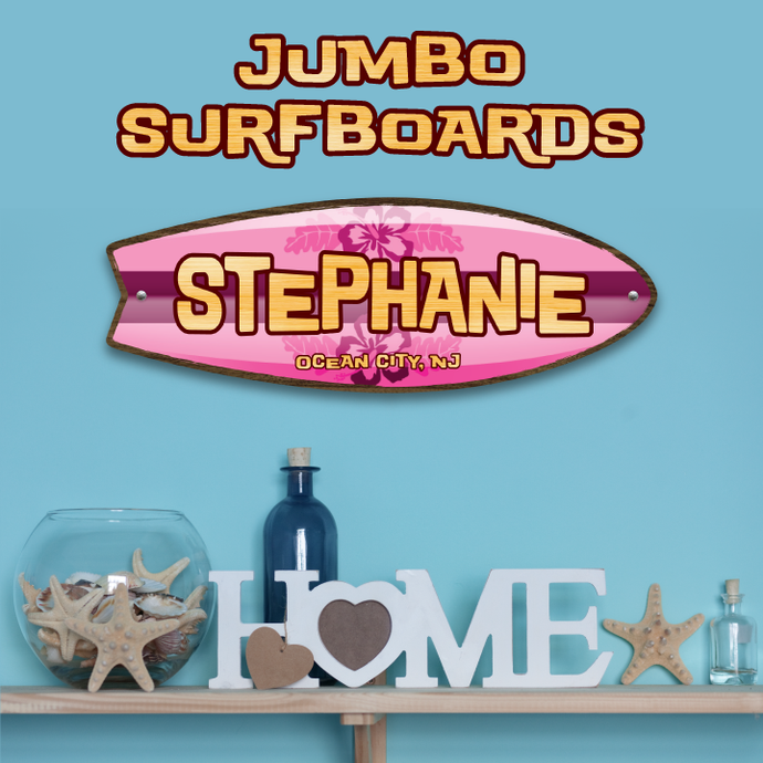 Jumbo Surfboards