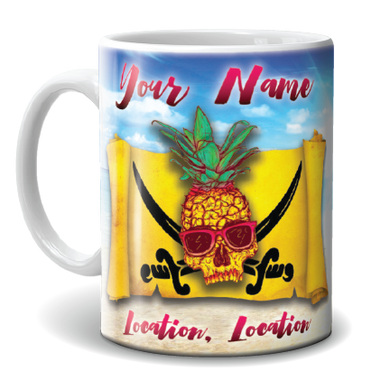 Mug - Pineapple Pirate