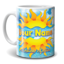Load image into Gallery viewer, Mug - Sun