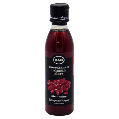 PAN White Balsamic Glaze Pomegranate 250ml