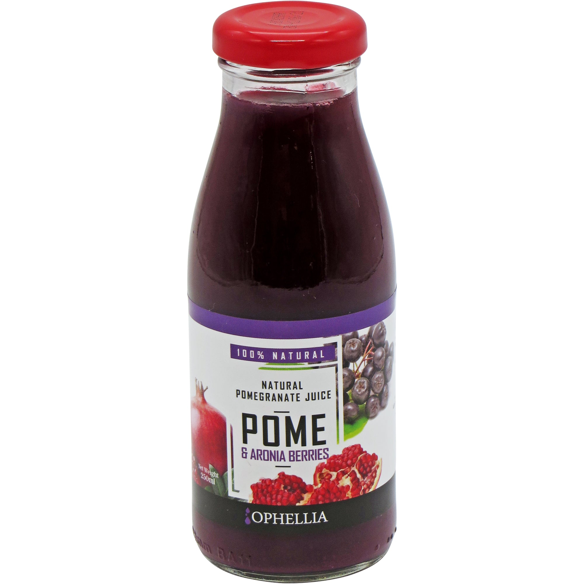 Pomegranate Juice with Aronia Berries 250ml
