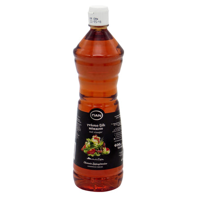 Pure Red Vinegar 390ml