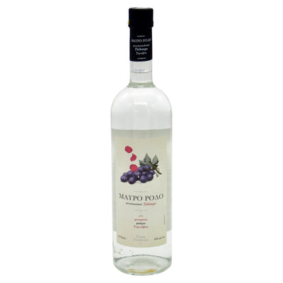 Tsipouro Mavro Rodo (Black Rose) 700ml