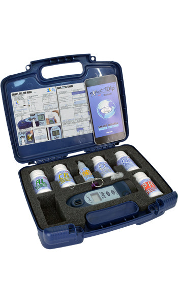 eXact iDip® Pool Starter Test Kit