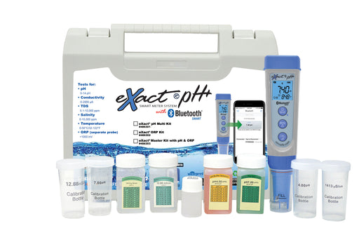 eXact® pH+ Multi Meter Kit