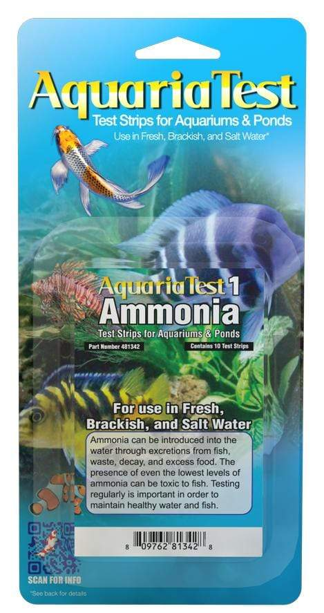 ITS Europe AquariaTest™ 1 - Ammonia