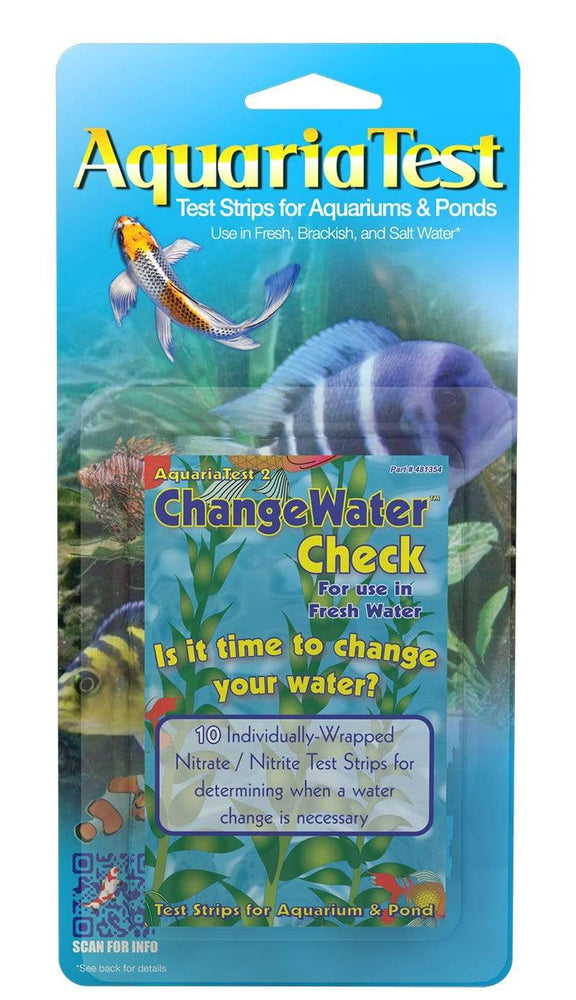 ITS Europe AquariaTest™ 2- Change Water Check - Fresh