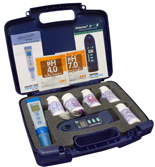 ITS Europe Chlorine + eXact® EZ Photometer Professional Kit