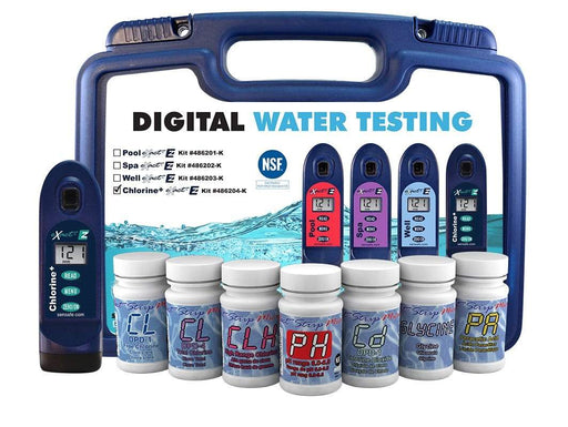 ITS Europe Chlorine + eXact® EZ Photometer Starter Kit