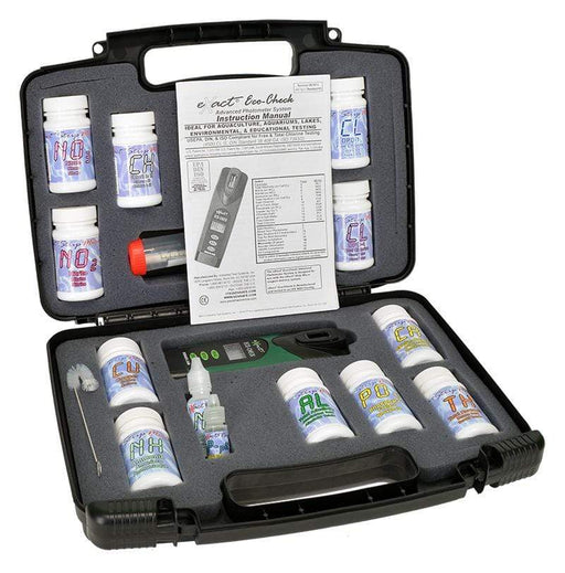 ITS Europe eXact® Eco-Check® Kit