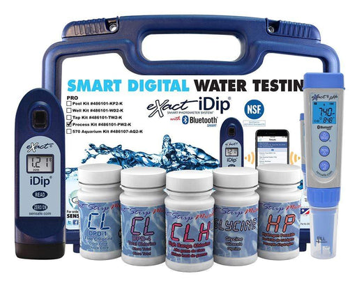 ITS Europe eXact iDip® Process Water Professional Test Kit