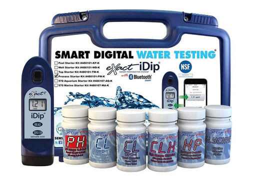 ITS Europe eXact iDip® Process Water Test Kit