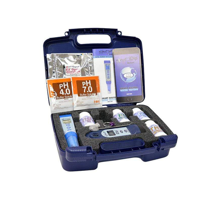ITS Europe eXact iDip®Well Driller Professional Test Kit