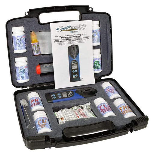 ITS Europe eXact® Micro 20 with Bluetooth® Well Drillers Kit
