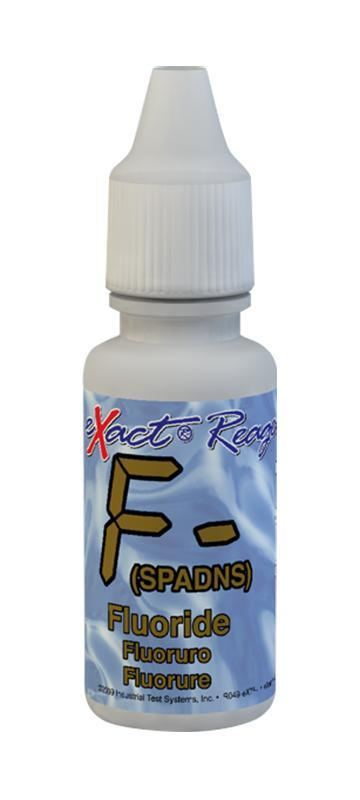ITS Europe eXact® Reagent Micro Fluoride