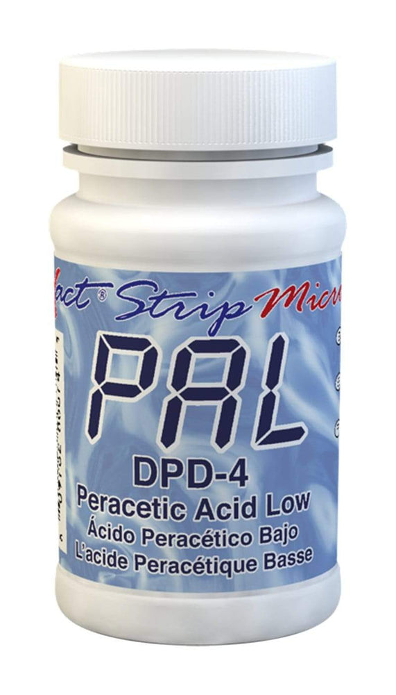 ITS Europe eXact® Strip Micro Peracetic Acid Low Range
