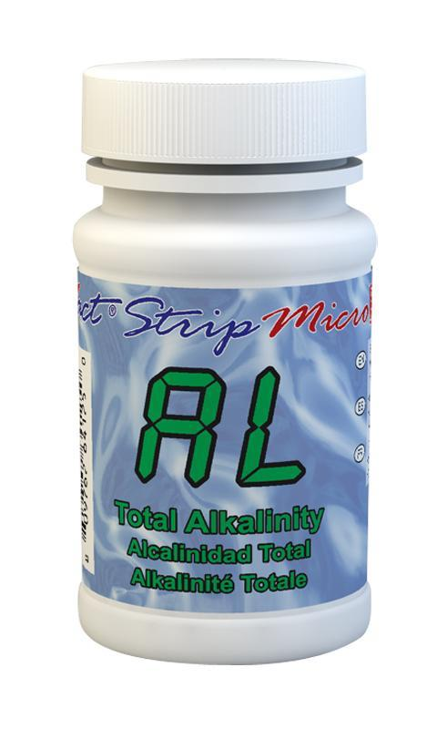 ITS Europe eXact® Strip Micro Total Alkalinity