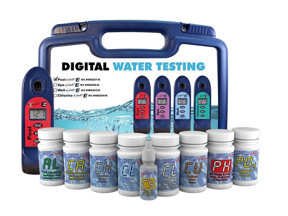 ITS Europe Pool eXact® EZ Photometer Master Kit