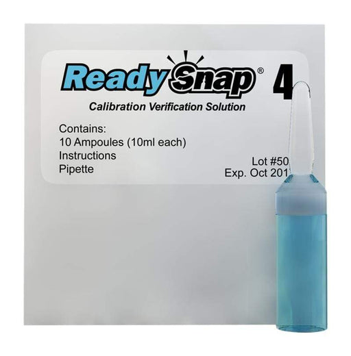 ITS Europe ReadySnap® 4 Method Verification Solution