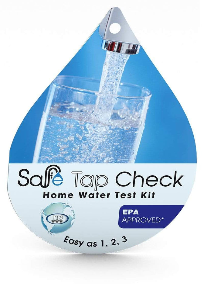 ITS Europe Safe Tap Check Home Water Test Kit