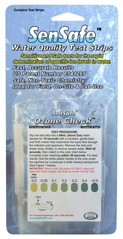 ITS Europe SenSafe® Ozone Check