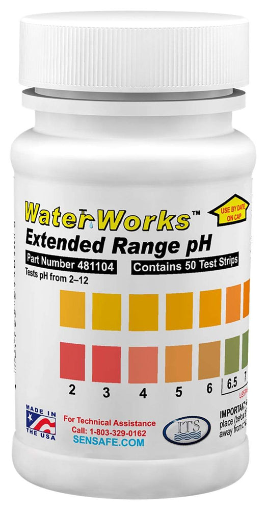 ITS Europe WaterWorks™ Extended Range pH