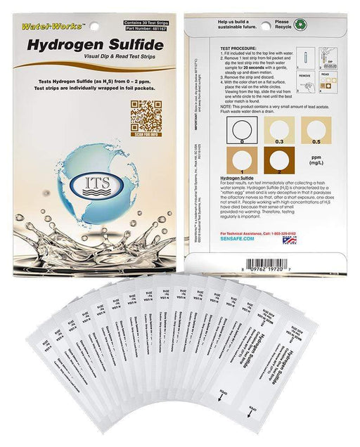 ITS Europe WaterWorks™Hydrogen Sulfide Eco Packs