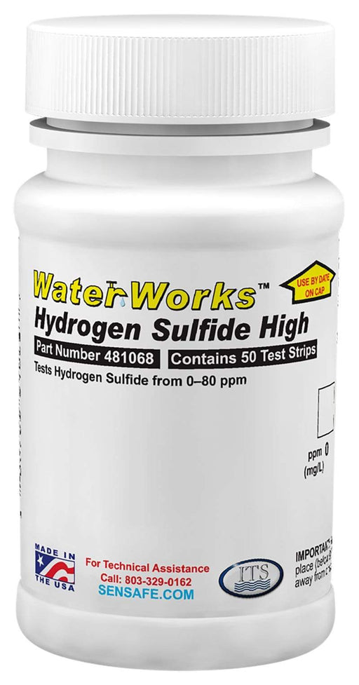 ITS Europe WaterWorks™ Hydrogen Sulfide High Range