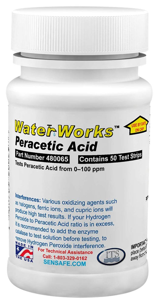 ITS Europe WaterWorks™ Peracetic Acid