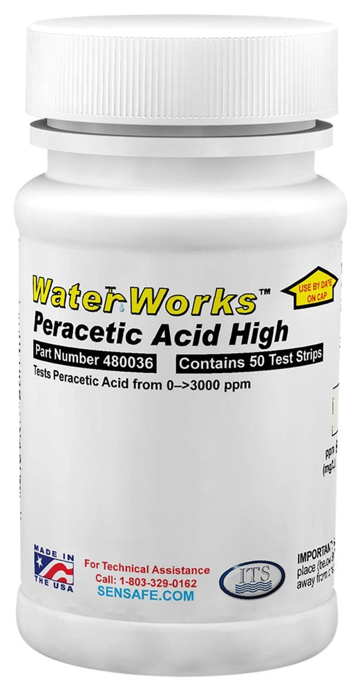 ITS Europe WaterWorks™ Peracetic Acid High