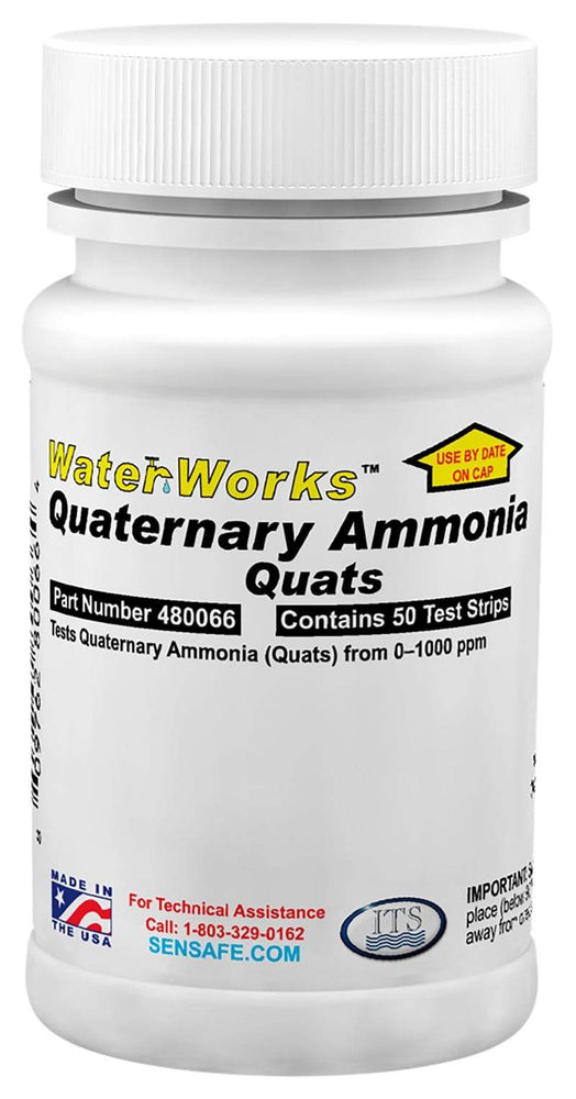 ITS Europe WaterWorks™ Quaternary Ammonia
