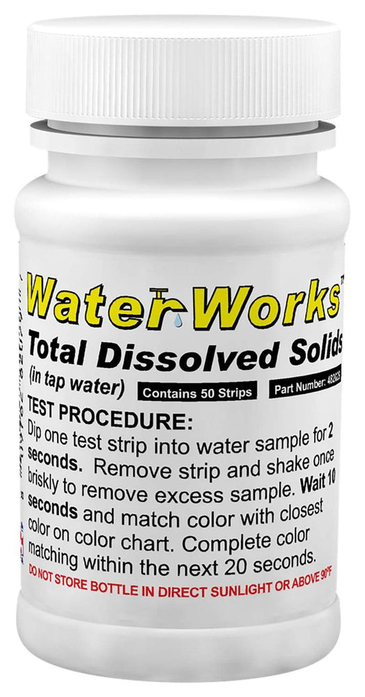 ITS Europe WaterWorks™ Total Dissolved Solids (TDS)